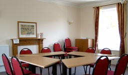 One of our upstairs training rooms